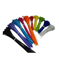 Nylon Multi-Color Antistatic™ Cable Ties